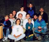 1995 Thanksgiving Group Shot