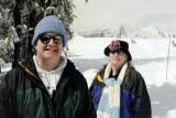 Linda and Tim at Crater Lake