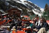 Ski at Val d'Isère, April 2006
