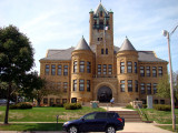 County Courthouses of Iowa