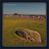 About 200 Flags & A Rock, Out Of Three Thousand & A Bunch Respectively