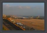 Santa Monica Pier To El Segundo On An Ultra Windy Afternoon