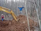 Success! (aka a mound of dirt)