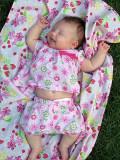 June 2009 (Kristina 6 weeks old)