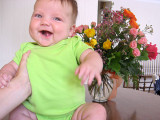 Smiling Kristina