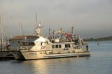 NOAA Vessel Stationed in Morro Bay