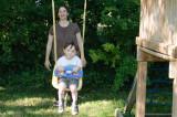 Playing with Sarah and Robert 9-19-09