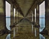 3rd Place - Under The Causeway At Low Tide - Louis