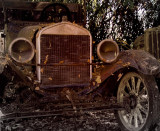 The Old Jalopy by Carlo