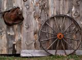 Saddle and Wheel-Shirley