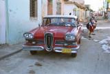 Edsel in Cuba - Bruce Clarke