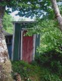 Outhouse by faranya