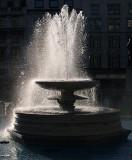 Trafalgar Square, by Kev.