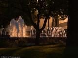sunrise_fountain - Tom Frisch