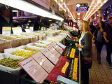 Pike Place Market - pasta store