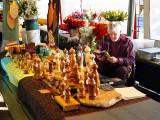 Pike Place Market - salt &pepper grinders