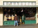 First Starbucks ever