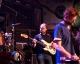 Tom FitzPatrick on bass