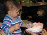 Nicole Renner's 1st birthday - Feb 2006