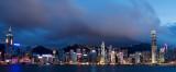 Hong Kong, view from Kowloon