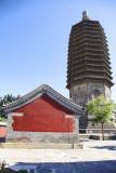 Pagoda of Cishou Temple