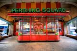 Central Café, Pershing Square, New York City