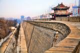 The wall around Xi'an