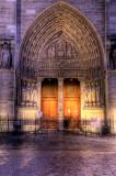 Portal of St-Anne