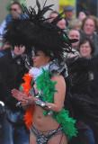 Not Irish dancing!