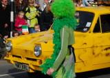 Del Boy's Car