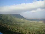view overlooking the Rift Valley along Nairobi Road