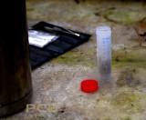Genetisch onderzoek, materiaal bevroren in vloeibare stikstof