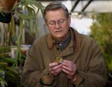 1 der beste orchideeënkenners ter wereld, de heer L. Westra (bioloog)