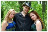 Sarah, Rich, and Megan