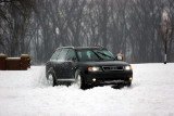 Allroad in the snow...