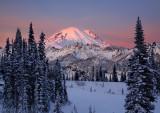 Mt. Rainier Sunrise Chinook Pass