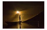 Hoi An night fishing