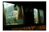Inside the Girls' Wagon