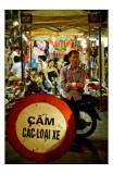 Night market in Hanoi