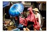 Riding Umbrella