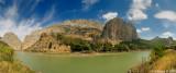 El Chorro Gorge, Spain, 2