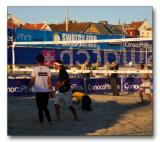 Beach volleyball in Stavanger