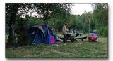 Sognsvann - camping area.