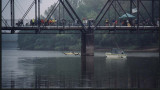 Dedication of Urbandale bike trail bridge