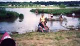 Marshy landing, Blackhawk Access, Ottumwa