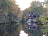 Old Mill, Latimers Brook in East Lyme CT