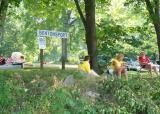 Volunteers at Bentonsport