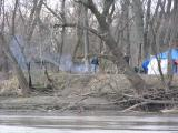 River-camp
