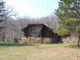Lodge, Dolliver State Park-Lehigh