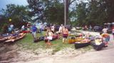 Crowd at Austin Park